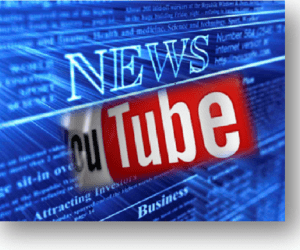 YouTube Newsticker