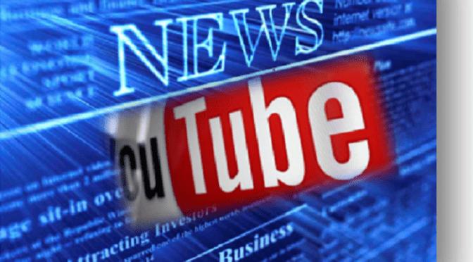 YouTube Newsticker