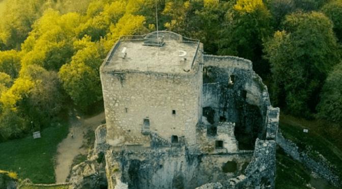 Burgen im Raum Basel